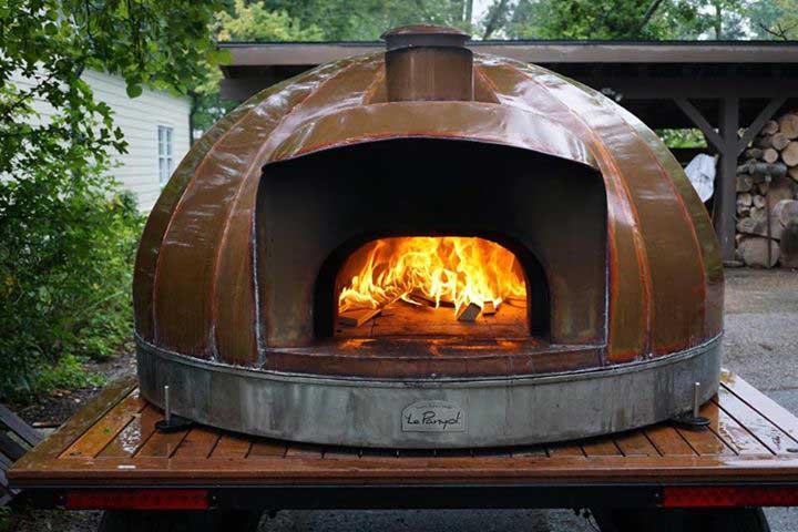 MozzaPi Pizza Oven